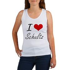 Cute Schultz coat of arms Women's Tank Top