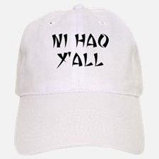 NI HAO Y'ALL Baseball Baseball Cap