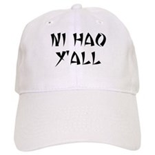 NI HAO Y'ALL Baseball Cap