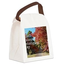 Cool Demi Canvas Lunch Bag
