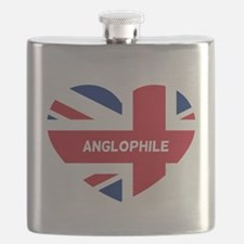 Union Jack Love Flask