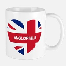 Union Jack Love Mugs