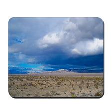Nevada Storm Clouds Mousepad