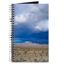 Nevada Storm Clouds Journal