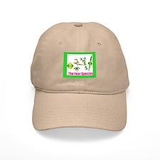 The Four Species Sukkot Baseball Cap