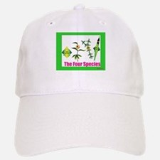 The Four Species Sukkot Baseball Baseball Cap