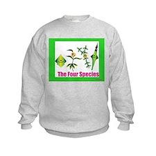 The Four Species Sukkot Sweatshirt