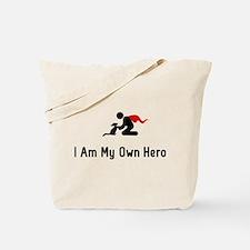 Fox Hero Tote Bag