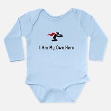 Chameleon Hero Long Sleeve Infant Bodysuit