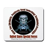 Army special forces Classic Mousepad