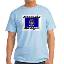 Escanaba Michigan T-Shirt