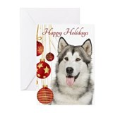Husky Greeting Cards (20 Pack)