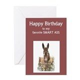 Donkey Greeting Cards