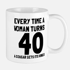 A cougar gets its wings Mug