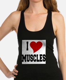 Cool Armwrestling Racerback Tank Top