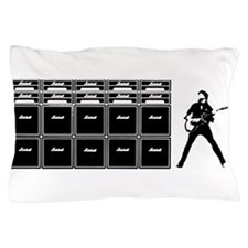 jcm800 marshall stacks Pillow Case