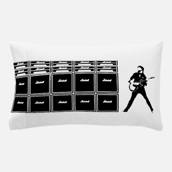 jcm800 marshall stacks Pillow Case