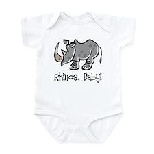 Rhinos, Baby! Onesie