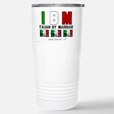Unique Full blooded italian Travel Mug