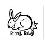 Bunny, Baby! Small Poster