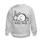 Bunny, Baby! Kids Sweatshirt