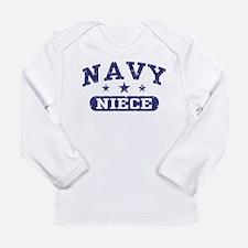 Unique Military nephew Long Sleeve Infant T-Shirt