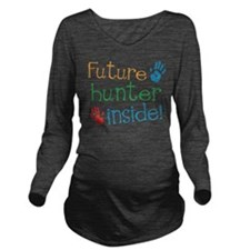 Unique Hunting Long Sleeve Maternity T-Shirt