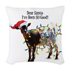 Funny Christmas Goat I've Been So Good