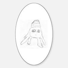 Unique Amoeba Decal