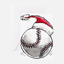 Sports christmas Greeting Cards (Pk of 20)