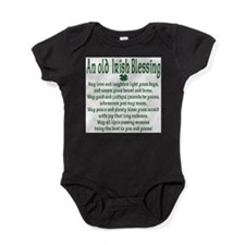 Cool Vintage st. patrick's day Baby Bodysuit