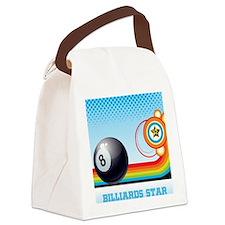 Unique Athletes Canvas Lunch Bag