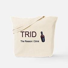 TRID Bottle Tote Bag
