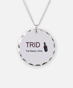 TRID Bottle Necklace