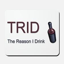 TRID Bottle Mousepad