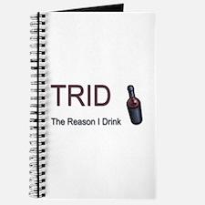 TRID Bottle Journal