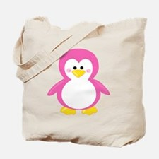Unique Cute penguin Tote Bag