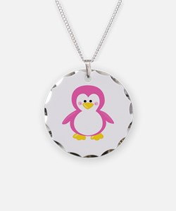 Unique Baby penguin Necklace