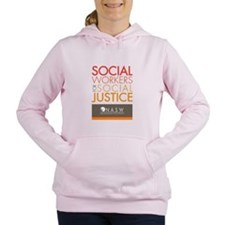 Unique Social justice Women's Hooded Sweatshirt