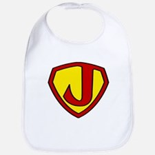 Super J Logo Costume 05 Bib