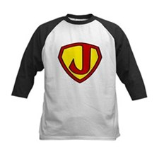 Super J Logo Costume 05 Baseball Jersey