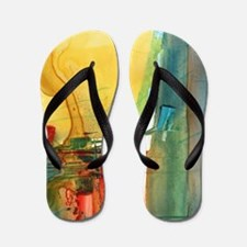 Cool Abstract Flip Flops
