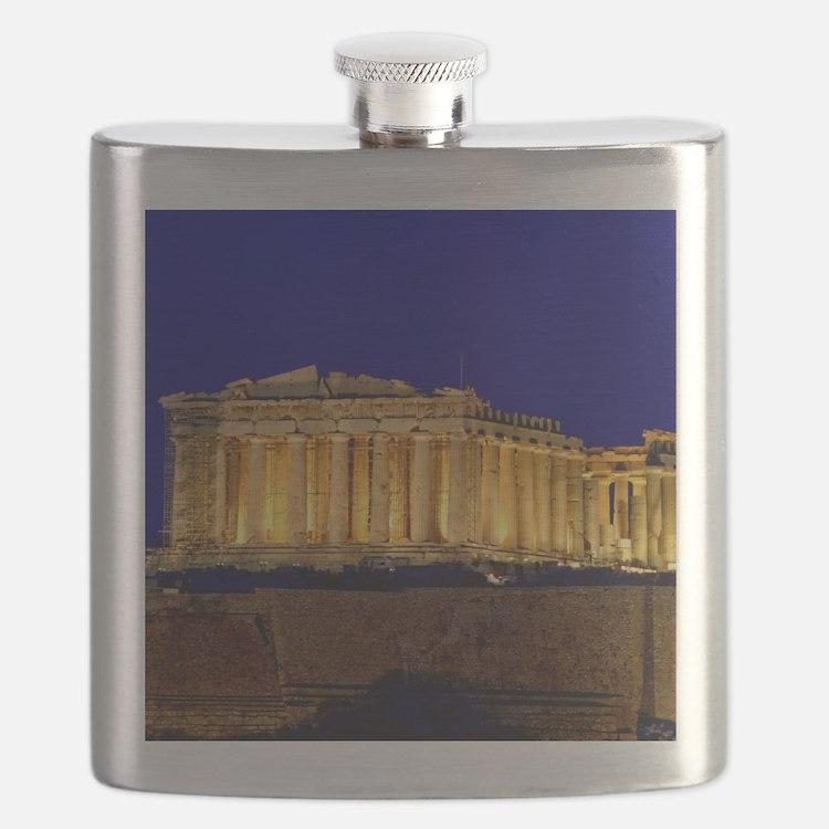 PARTHENON 2 Flask