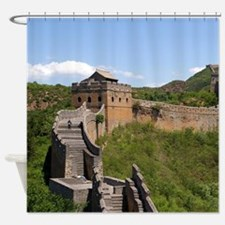 GREAT WALL OF CHINA 3 Shower Curtain
