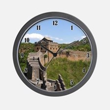 GREAT WALL OF CHINA 3 Wall Clock