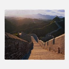 GREAT WALL OF CHINA 2 Throw Blanket