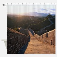 GREAT WALL OF CHINA 2 Shower Curtain