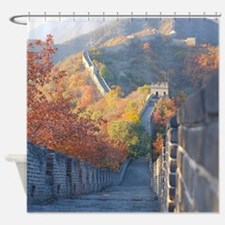 GREAT WALL OF CHINA 1 Shower Curtain