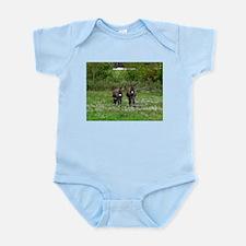 Two Miniature Donkeys (2) Body Suit