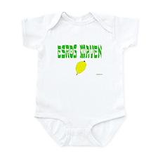 Succos Esrog Maven Infant Bodysuit
